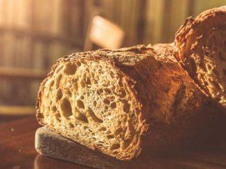 glutensiz mısır ekmeği