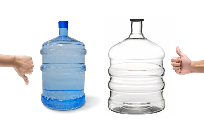 Bpa şişeler ksenoöstrojenlere örnektir